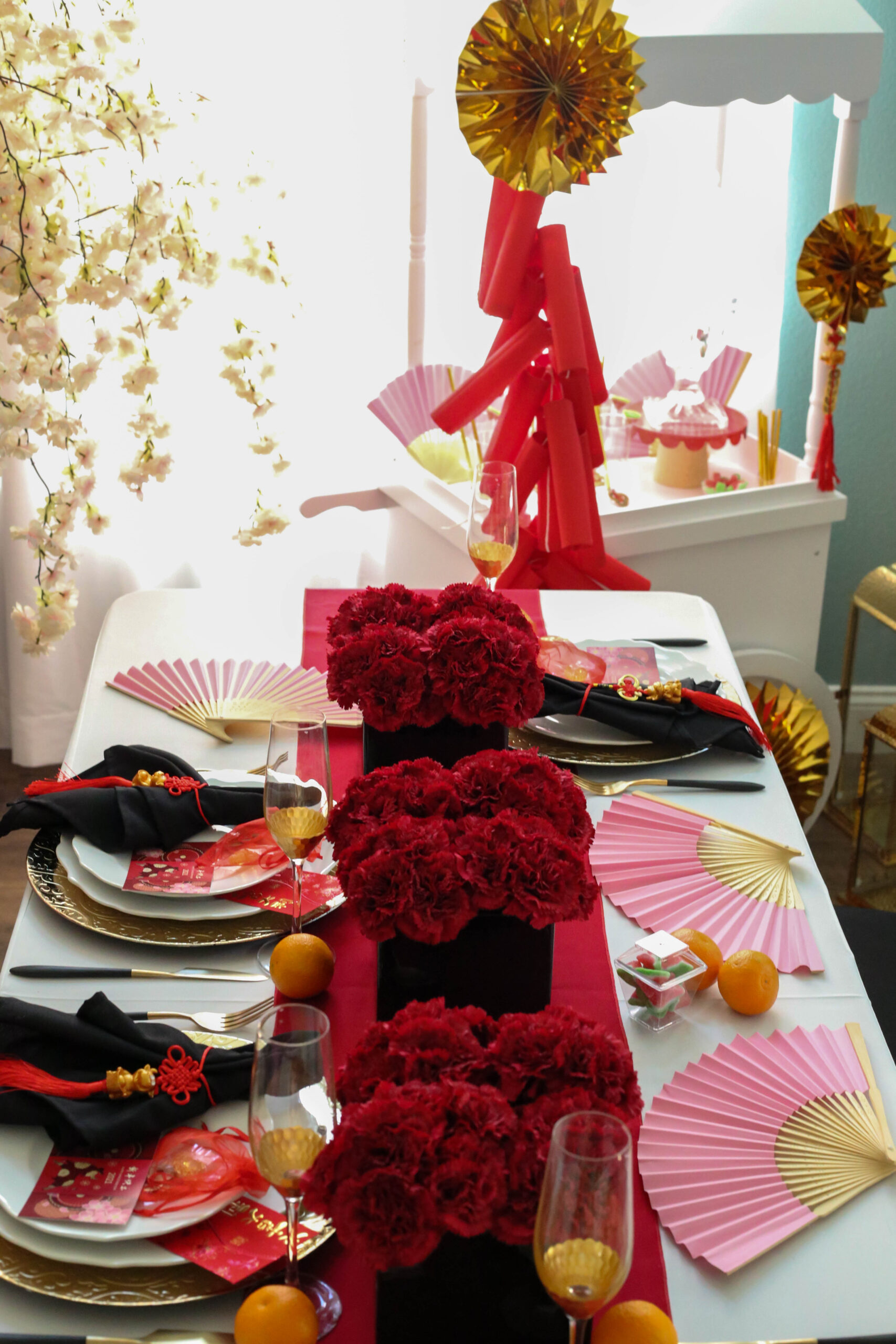 tablescape chinese new year