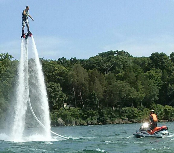 Rob's Rentals Flyboarding