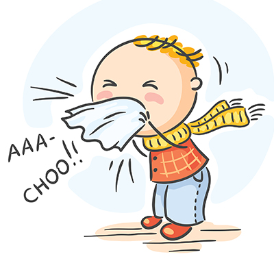 Why People Get More Colds & Flus in the Winter