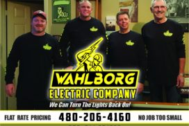 Wahlborg Electric Company