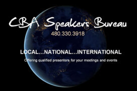 CBA Speakers Bureau