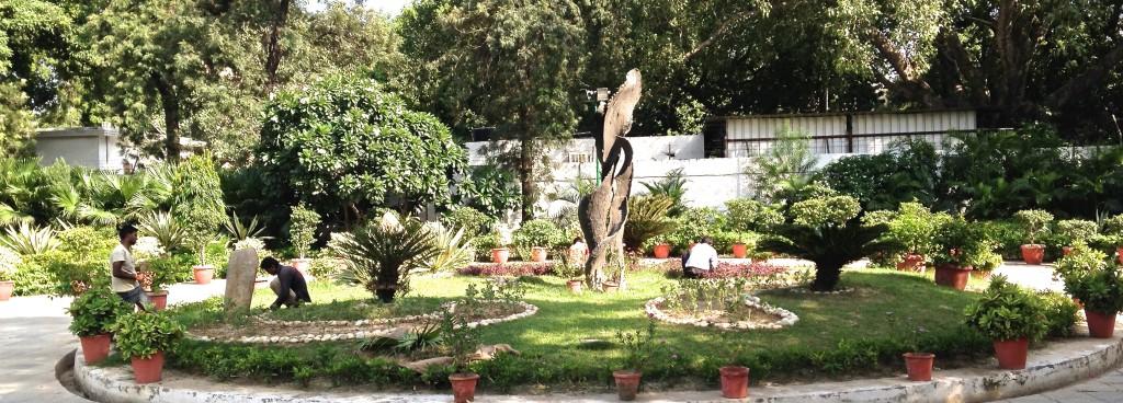 Gandhi garden