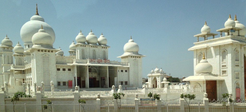 India - temple complex