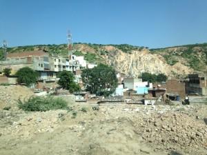 Dry Rajasthan