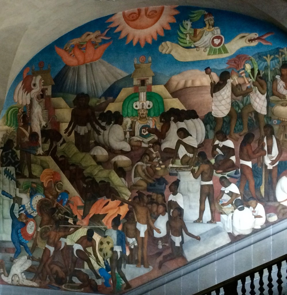 Diego Rivera - Christ in the Americas