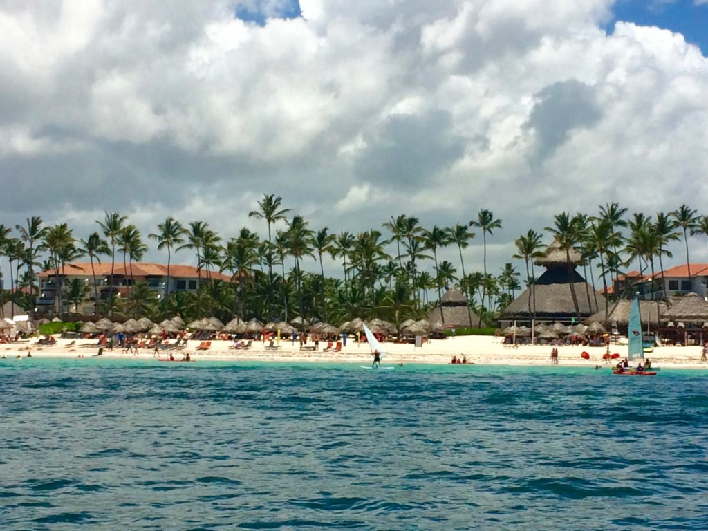 Beach at Punta Cana