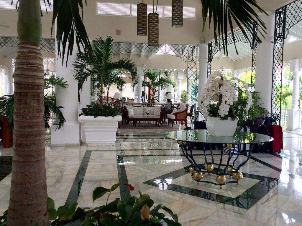 Lobby of Bahia Principe Bougainville