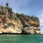 Bay of Eagles coastline