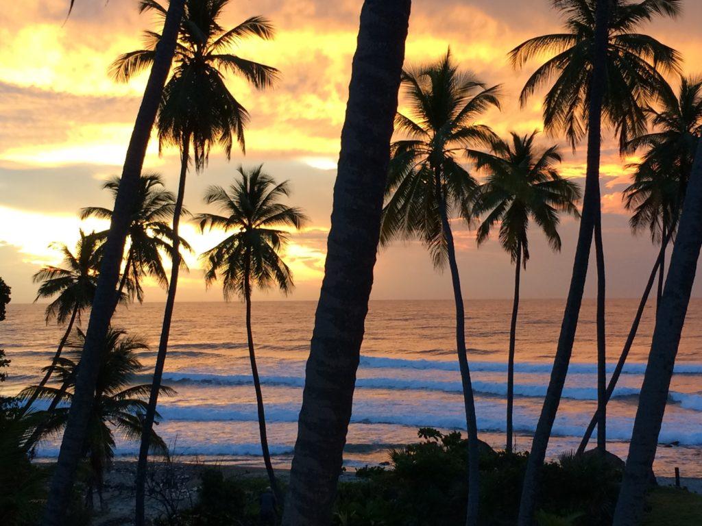 Caribbean sunrise 5