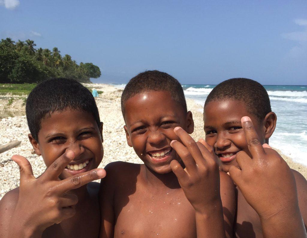 Happy Larimar scavengers