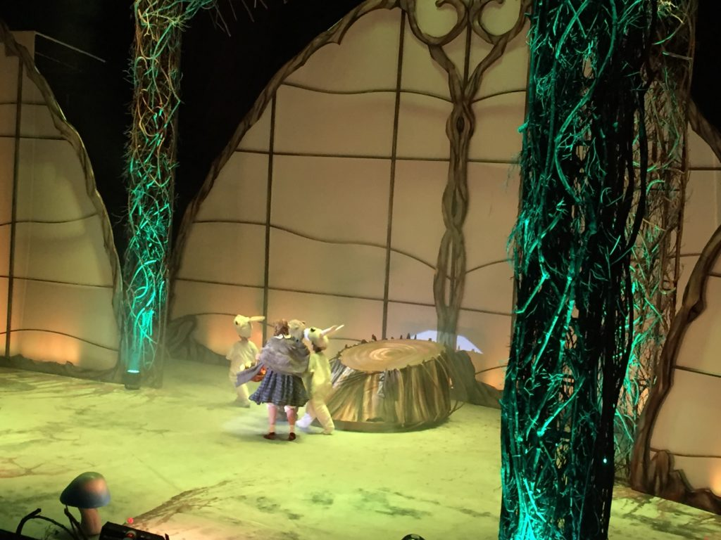 Gretel follows forest creatures