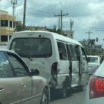 Gua-gua in traffic