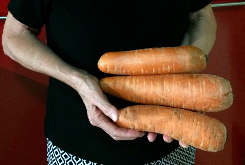 Constanza carrots