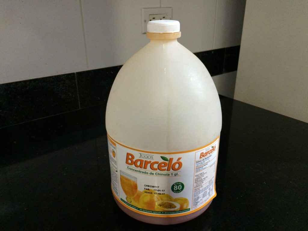 Chinola syrup