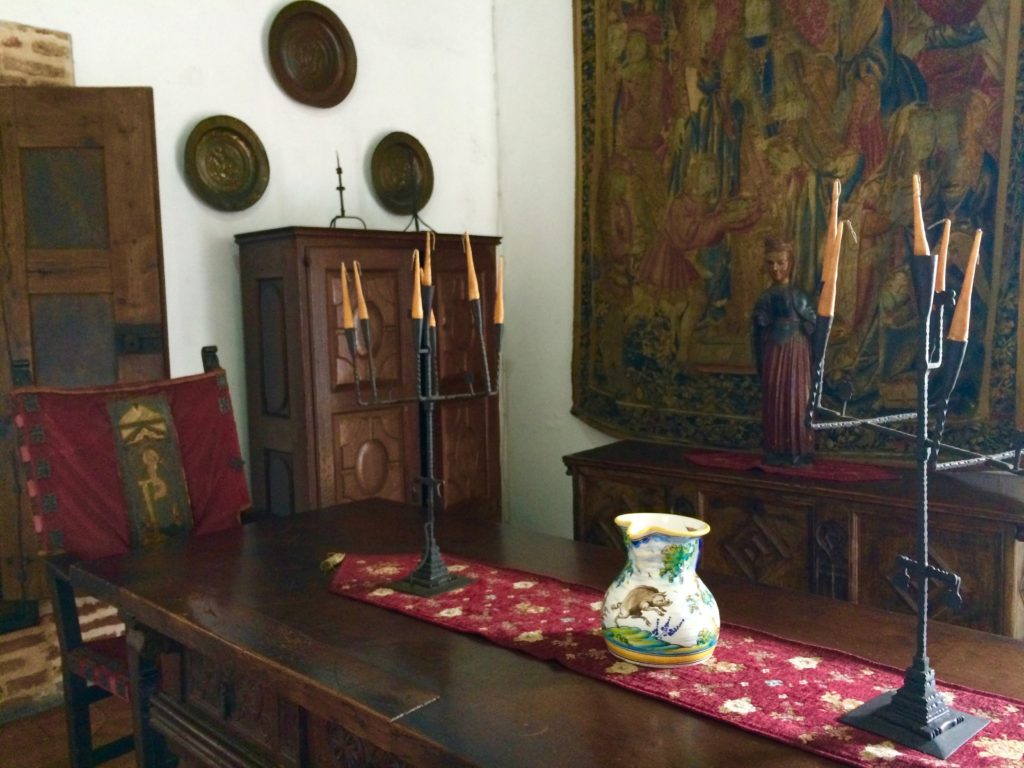 Room in Museo Alcazar de Colon