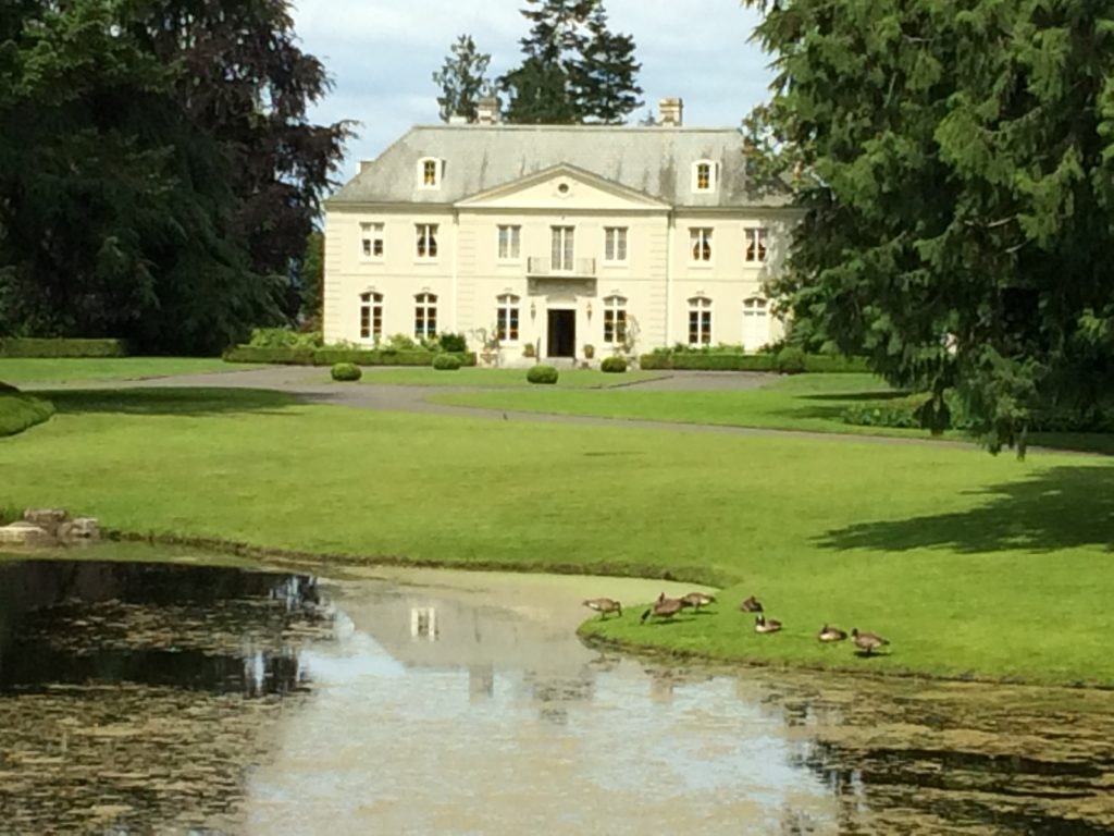 Mansion at Bloedel Reserve