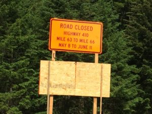 More roads closed