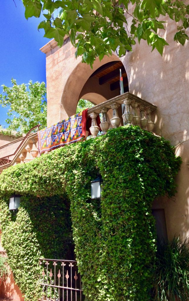 The romance of Tlaquepaque, AZ