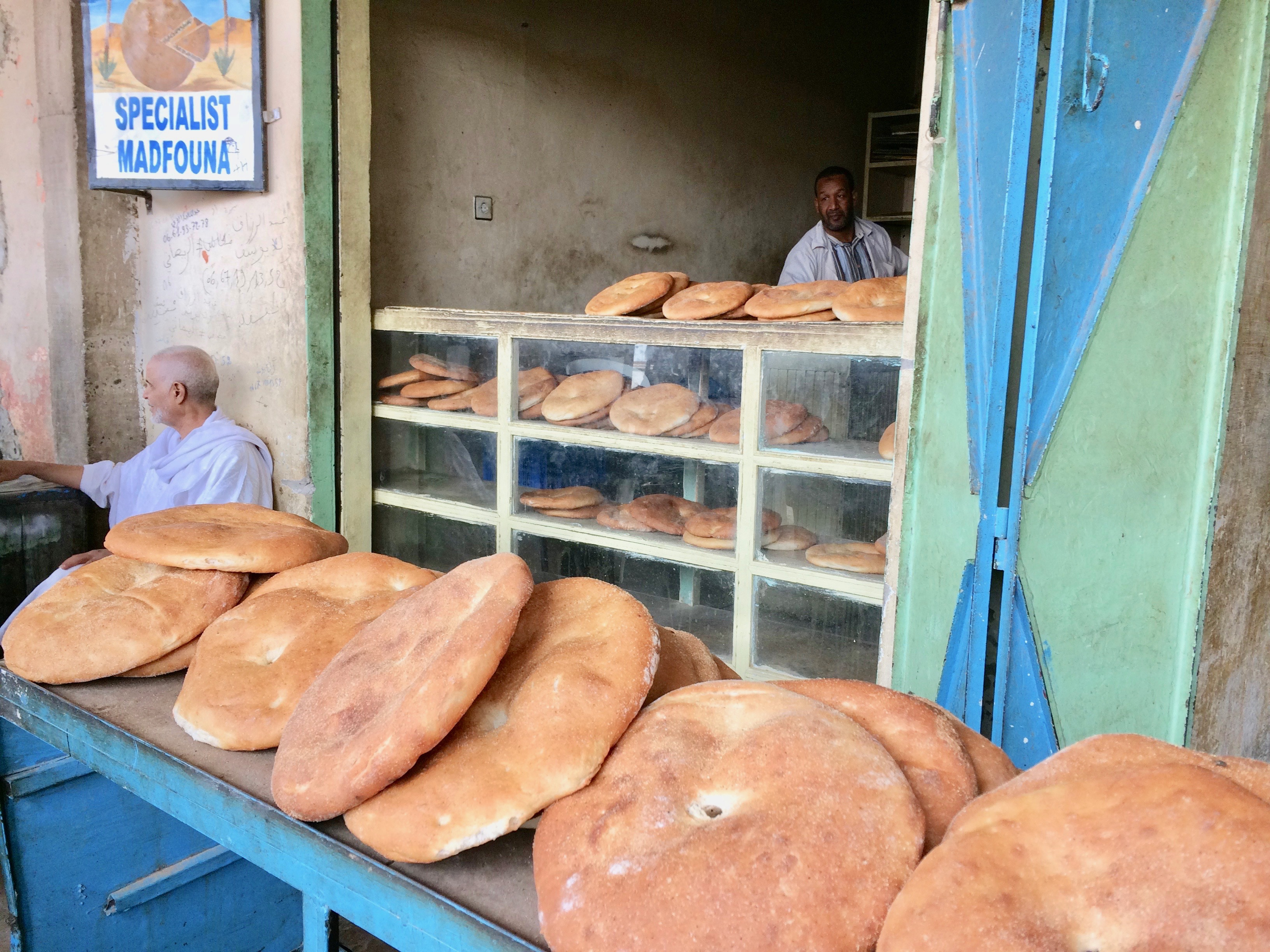 Most delicious bread