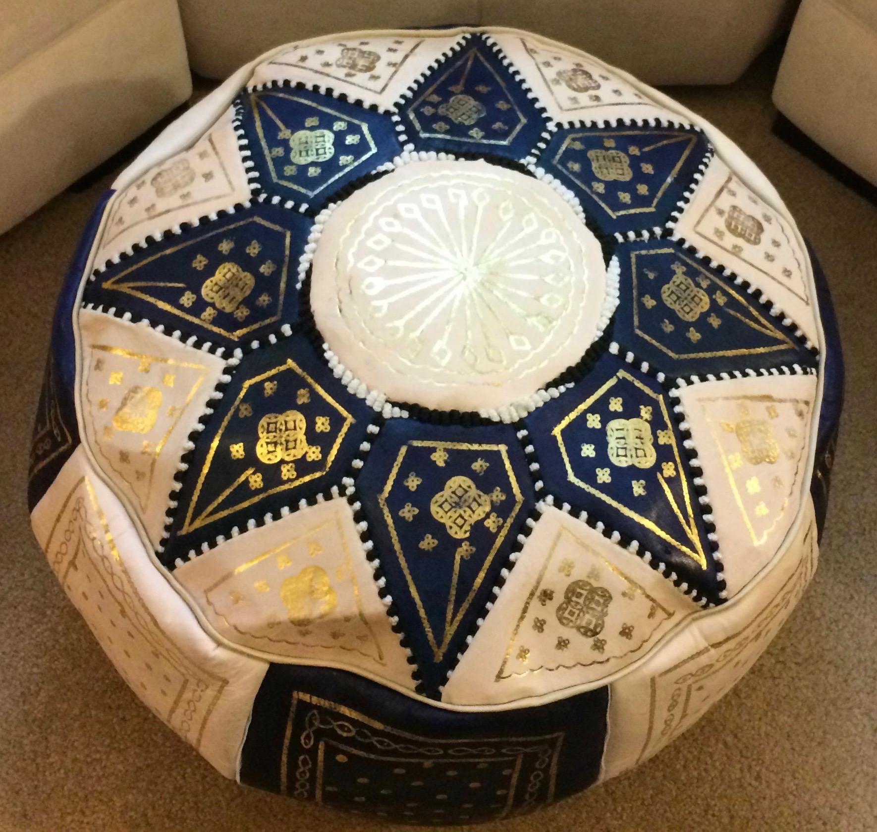My Marrakesh puff