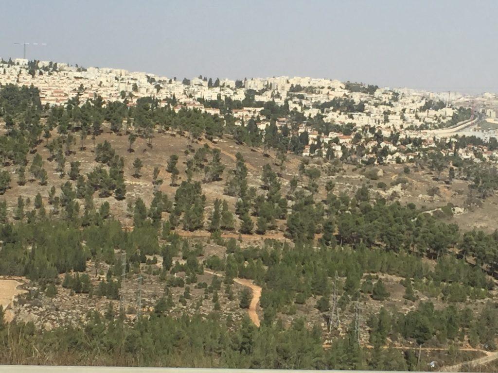 Approaching Bethlehem