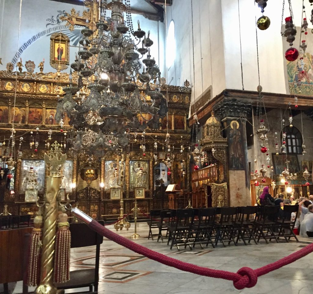Church of the Nativity - Greek Orthodox Chapel