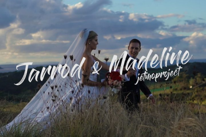 Jarrod & Madeline – Mudbrick Waiheke