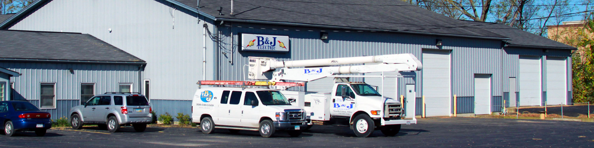 Electrical Contracting Services - B&J Electric