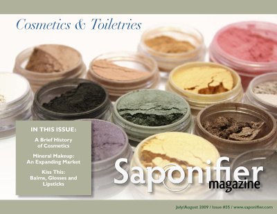 The New Saponifier Magazine Issue Is Out