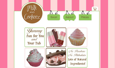 Friday's Featured - Milk and Cookeez