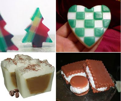 Holiday Soaps Plus More Featured On Etsy
