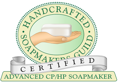 HCSG Advanced Certified Soapmaker