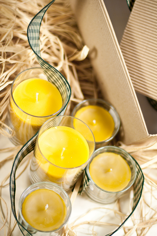 Beeswax Candles - Part 1 - Container Candles
