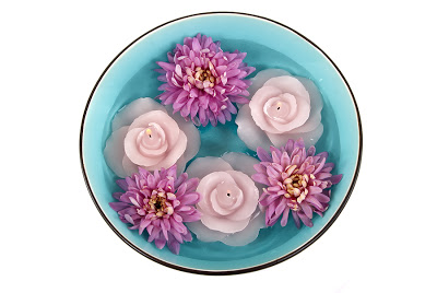 Floral Sculpted Soaps and Candles - Part 2