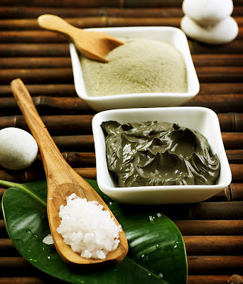 The Living Dead Sea - Dead Sea Salt Recipes