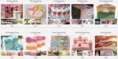 Pinterest for Soapmakers