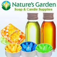 Tempting Fragrances from Nature's Garden and a Little Fun with Soap