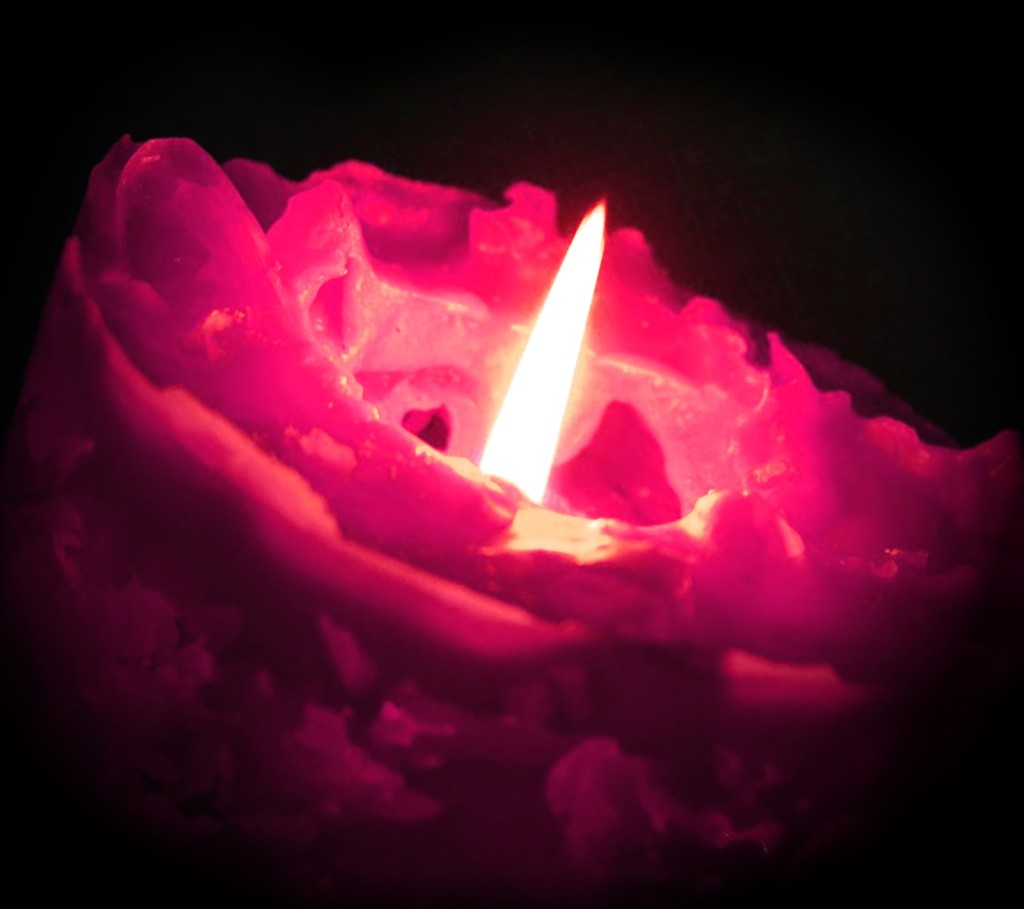 Fire and Ice Candles - Ice Candle Tutorial