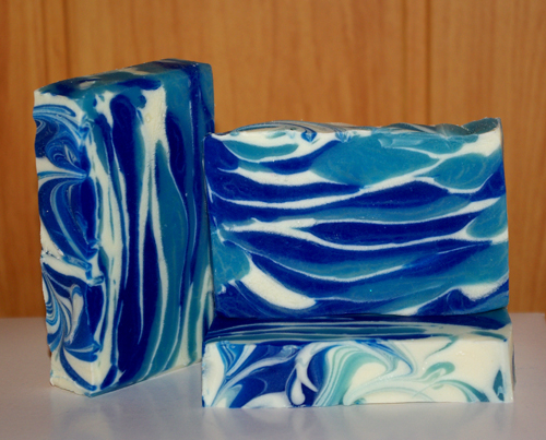 Sunday Spotlight - Spoon Swirl Soaps