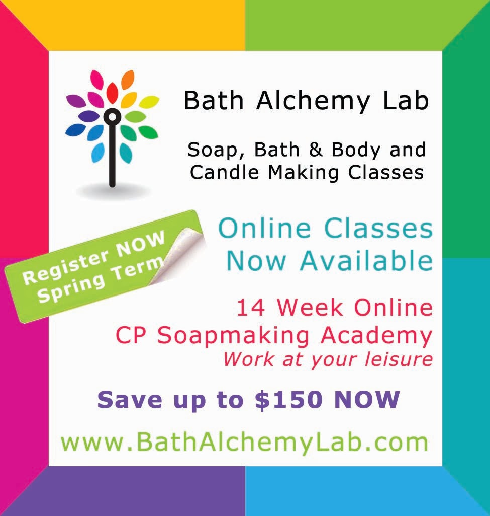 Soapmaking Academy - 14 Weeks of Online Soap Classes
