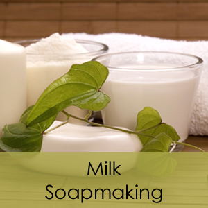 Feature Friday - Milk Soapmaking Class