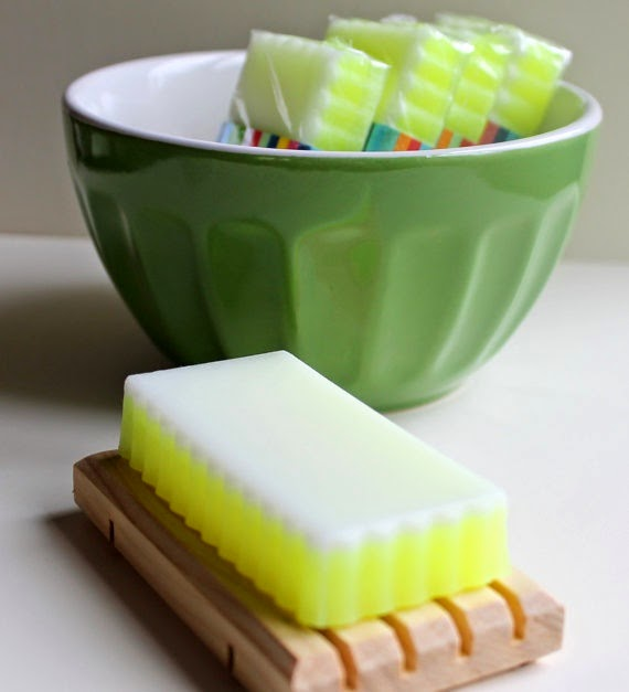 Sunday Spotlight - Tropical Drink Soaps
