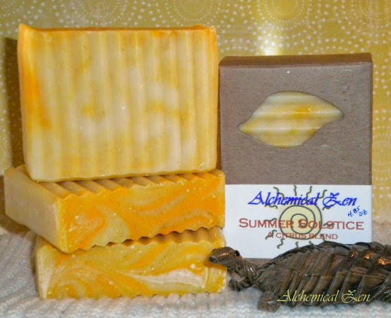 Sunday Spotlight - Summer Solstice Soaps