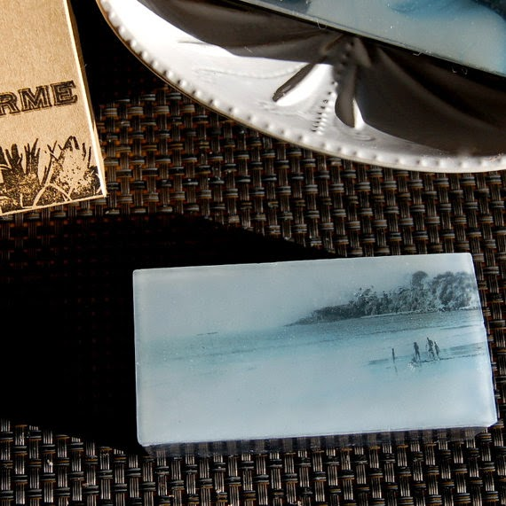 Sunday Spotlight - Beach or Ocean Themed Soaps