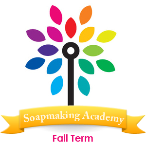 Soapmaking Academy Fall Term Begins September 1st