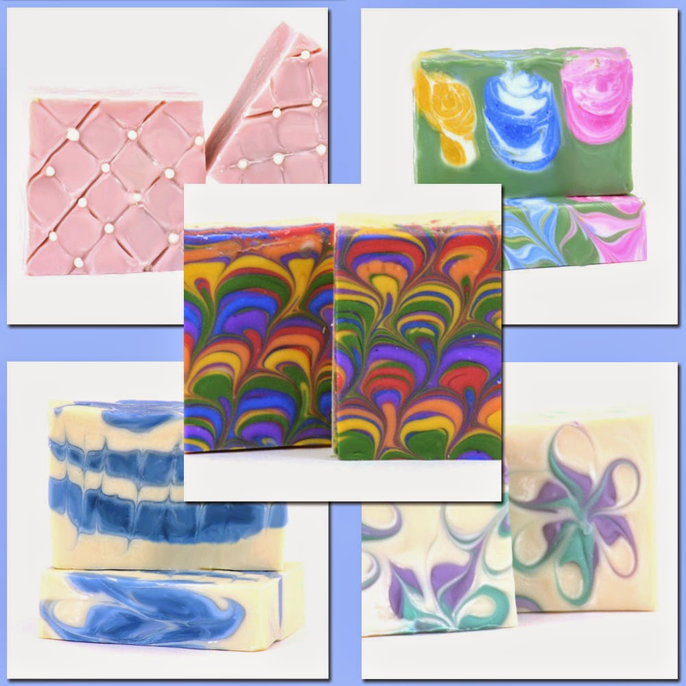 New Online Soap Making Class - Spring Fling