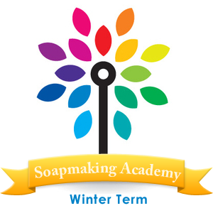 Soapmaking Academy Winter Term Logo