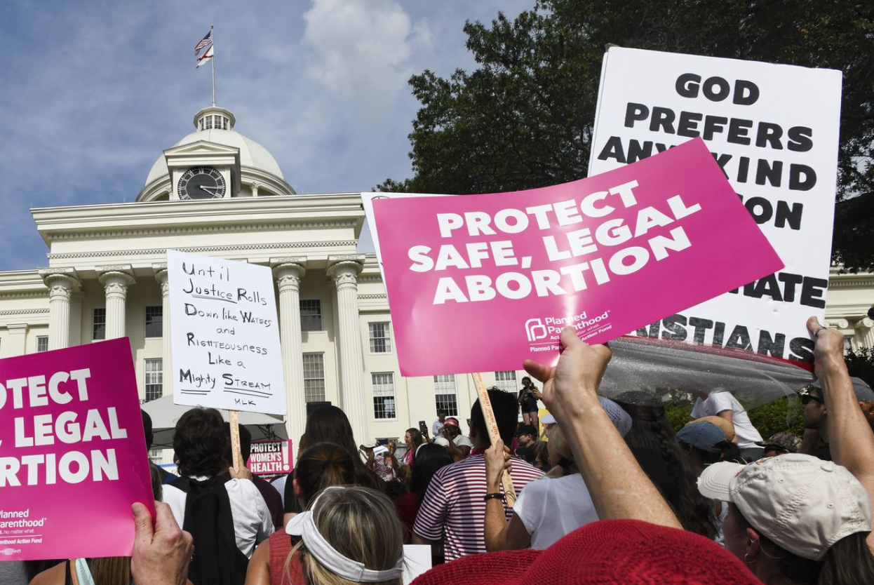 How Influencers Like Rupi Kaur and The Sweet Feminist Are Firing Back at Alabama's Abortion Ban