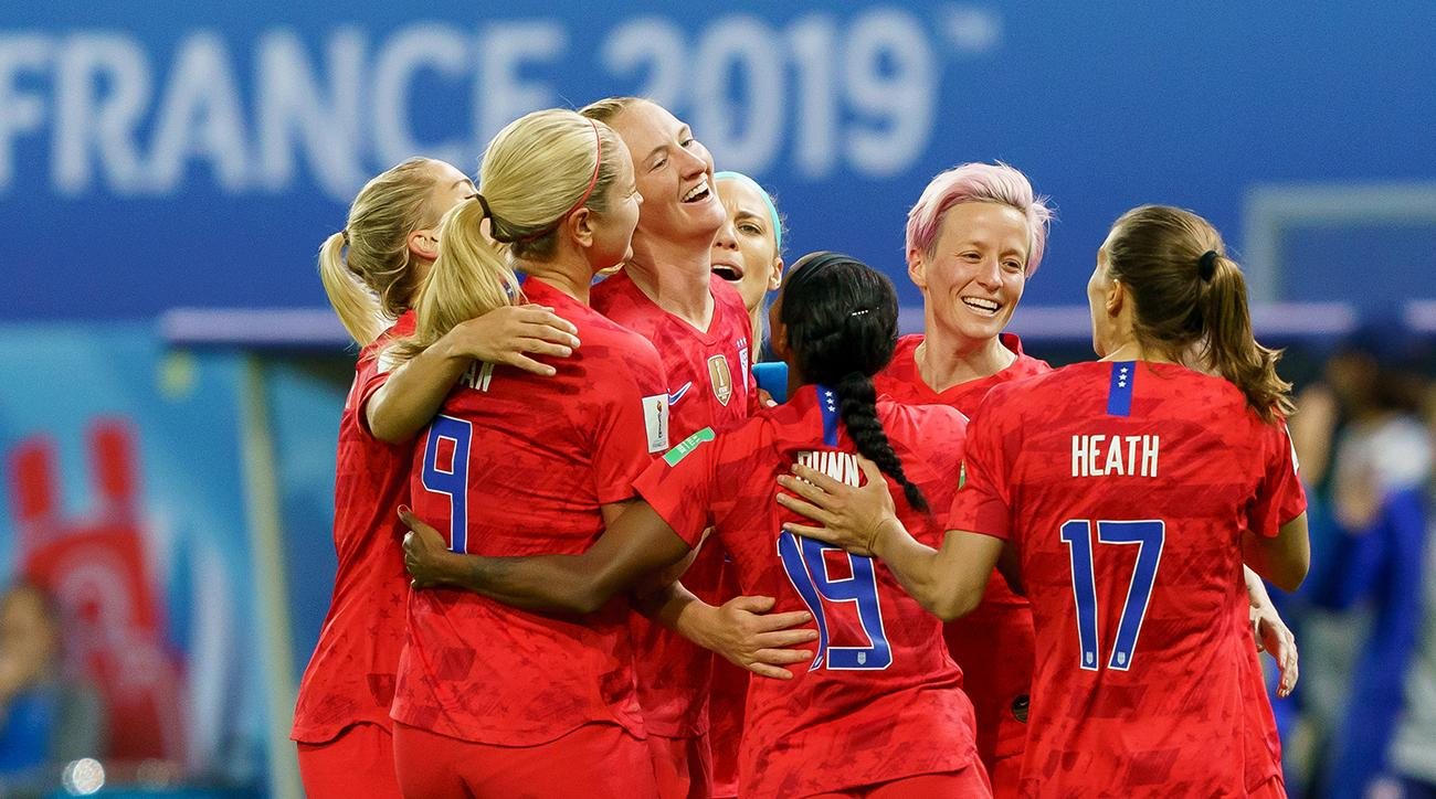 No More Hand-Me-Downs: The Beauty and Progression of the Women's World Cup