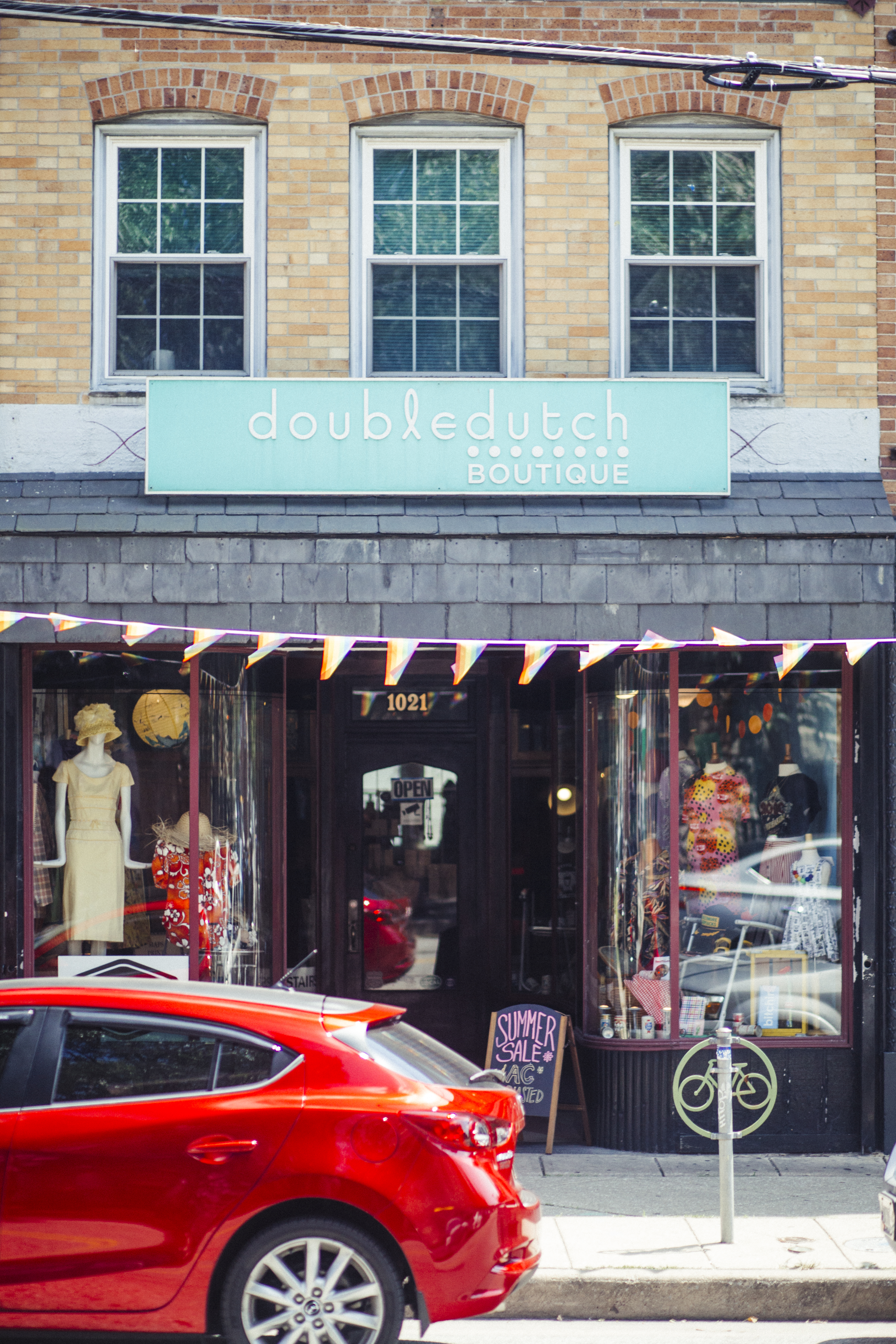 How Doubledutch Boutique is Bringing Modern Retro Flair to Baltimore